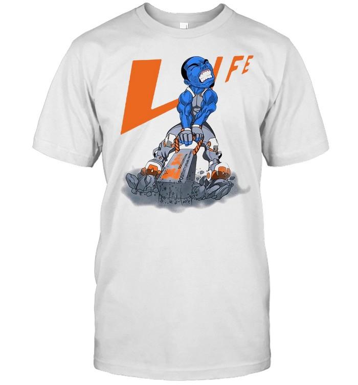 Goal Of Life Vintage T-shirt Classic Men's T-shirt