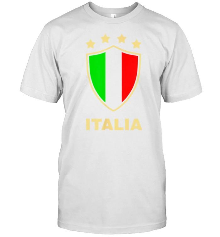 ITALIA 2021 Italien Trikot Fussball Fan 2020 shirt Classic Men's T-shirt