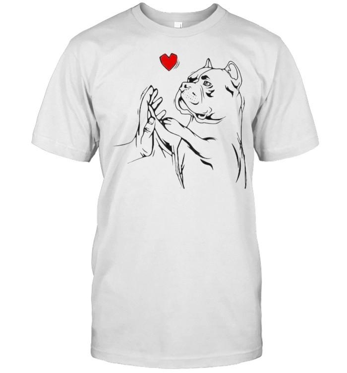 Pitbull Dog  Classic Men's T-shirt