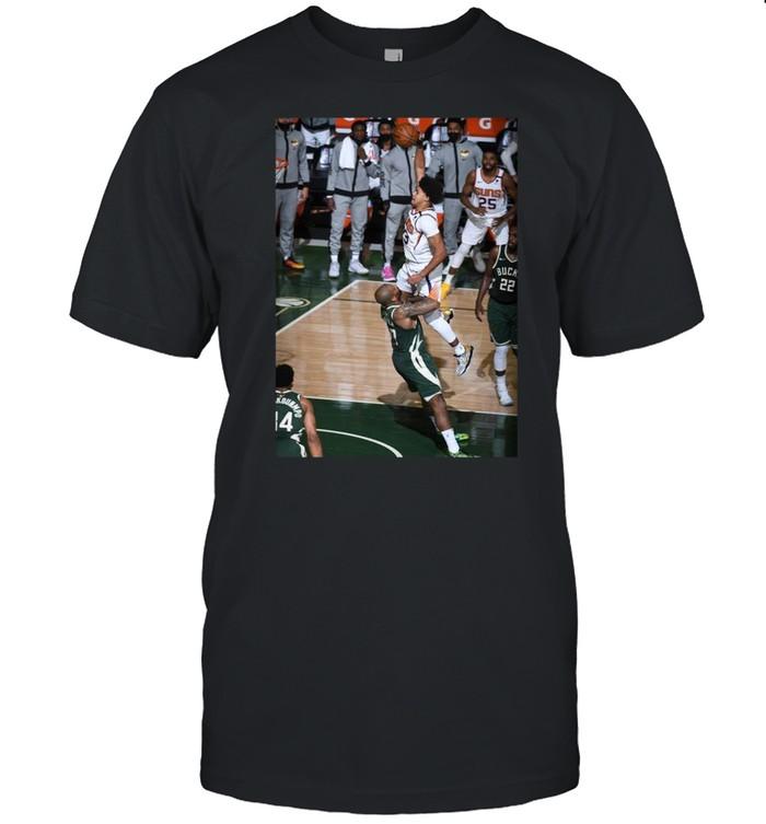Cam Johnson has huge dunk on PJ Tucker shirt Classic Men's T-shirt
