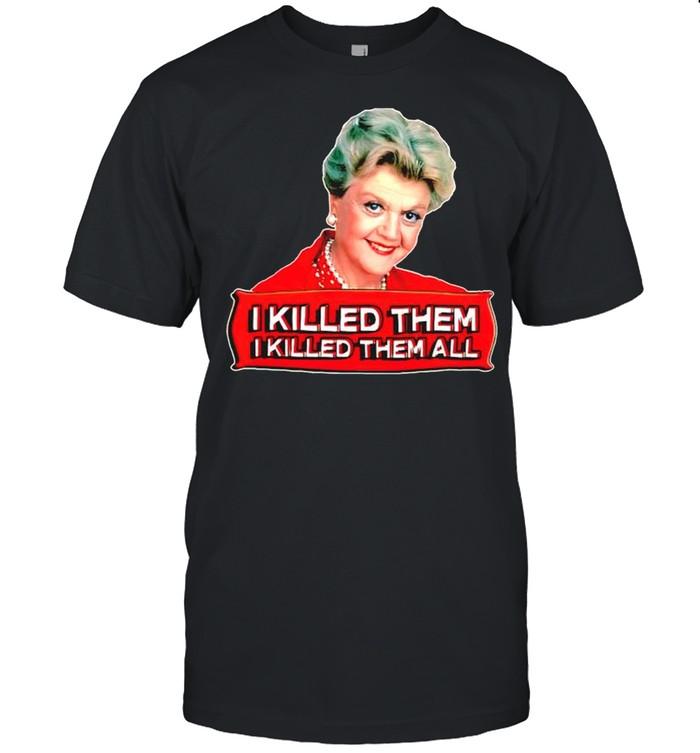 Jessica I kill them I killed them all shirt Classic Men's T-shirt