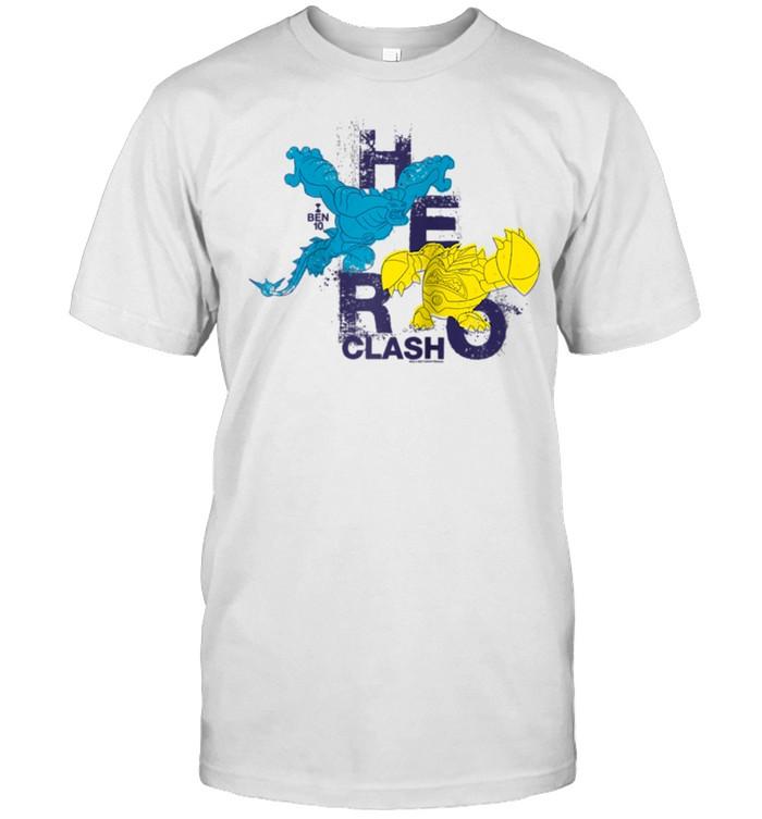 Ben 10 Hero Clash shirt Classic Men's T-shirt