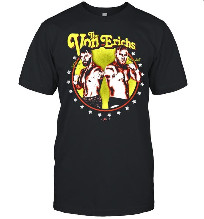 The Von Erichs vintage boys shirt Classic Men's T-shirt