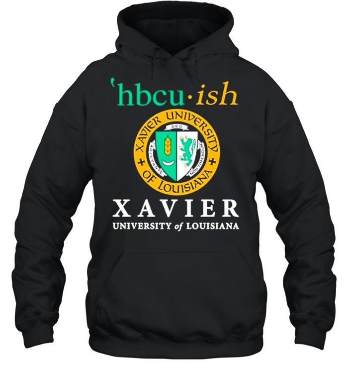 Hbcu ish xavier university of louisiana shirt Unisex Hoodie