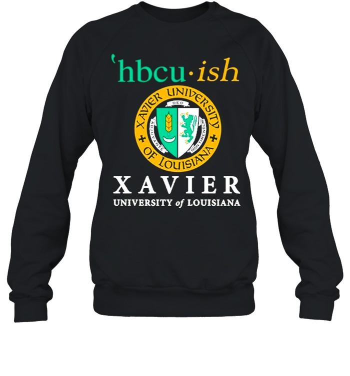 Hbcu ish xavier university of louisiana shirt Unisex Sweatshirt