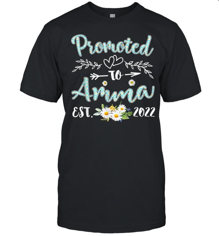 Promoted to Amma Est 2022  Daisy Decor shirt Classic Men's T-shirt