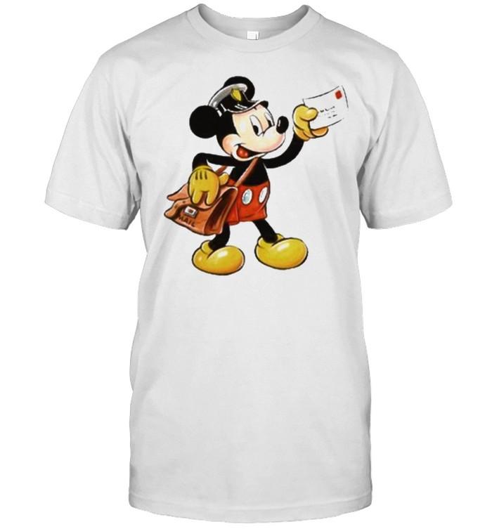 mickey postman shirt Classic Men's T-shirt