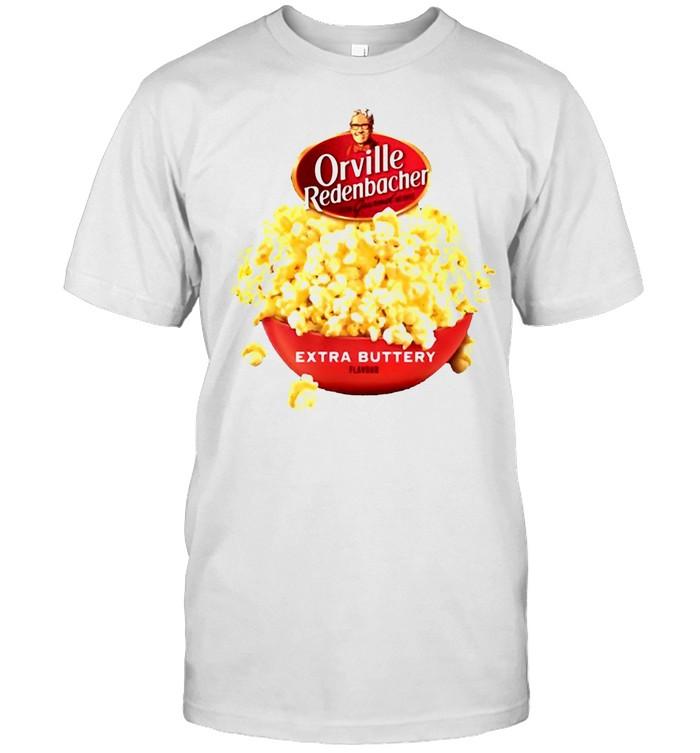 Orville Redenbacher Extra Buttery T-shirt Classic Men's T-shirt