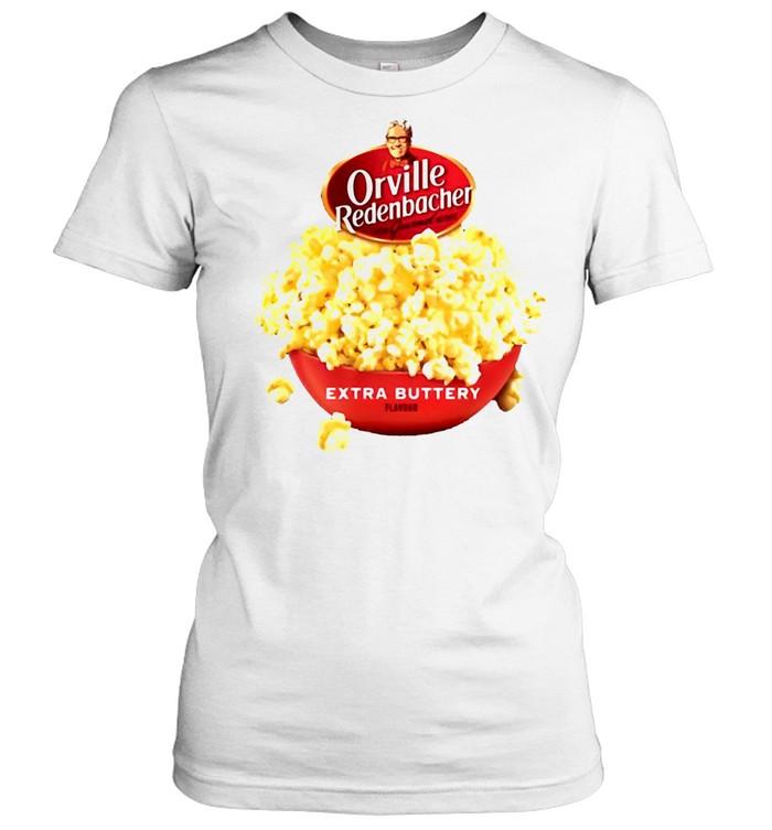 Orville Redenbacher Extra Buttery T-shirt Classic Women's T-shirt
