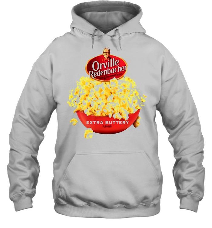 Orville Redenbacher Extra Buttery T-shirt Unisex Hoodie