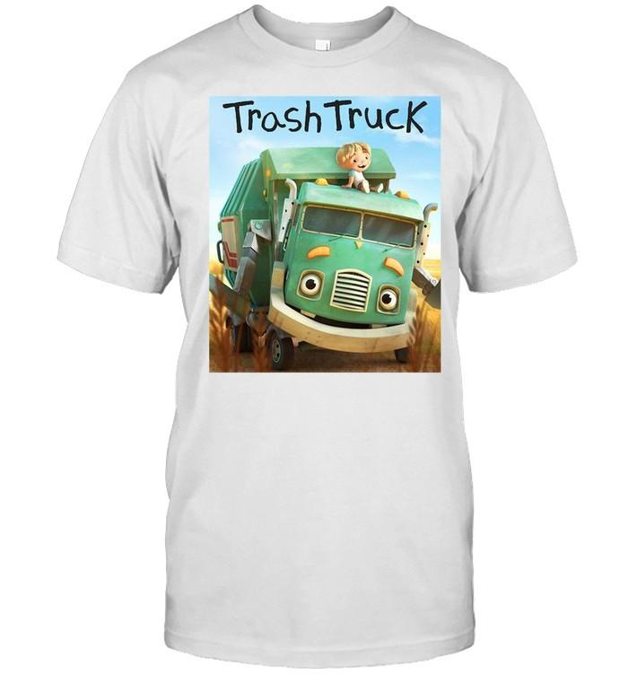 Trash Truck And Hank Netflix TV Series shirt Classic Men's T-shirt