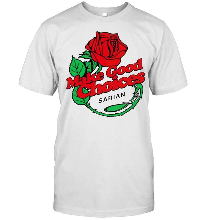 Bailey Sarian make good choices shirt Classic Men's T-shirt