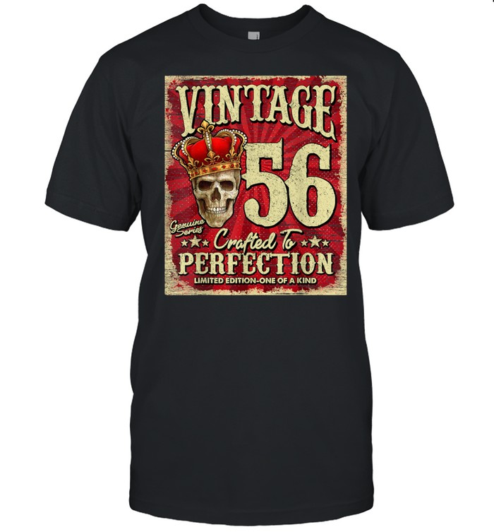Vintage 1965 Limited Edition 1965 56 years old 56th Birthday shirt Classic Men's T-shirt