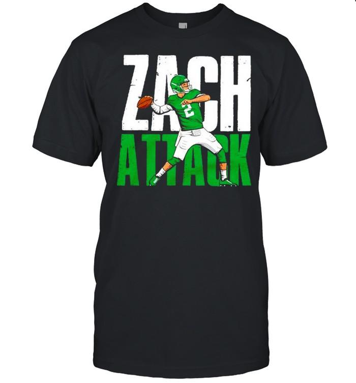Zach Wilson zach attack shirt Classic Men's T-shirt