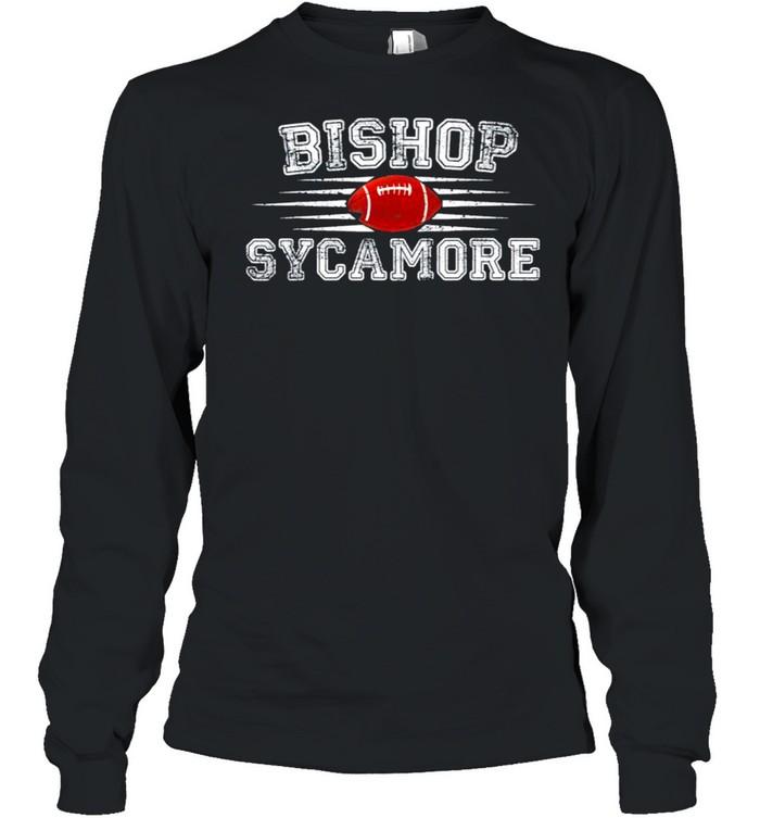 Bishop-Sycamore Fake high school Tee Long Sleeved T-shirt