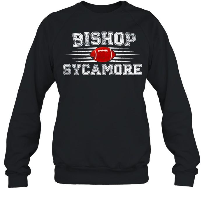 Bishop-Sycamore Fake high school Tee Unisex Sweatshirt