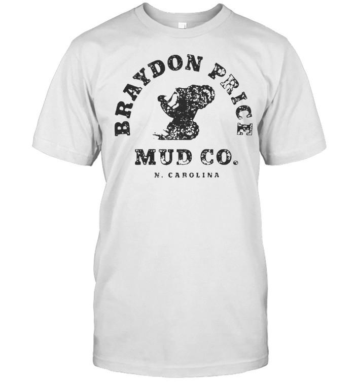 Braydon price mud co N. Carolina shirt Classic Men's T-shirt