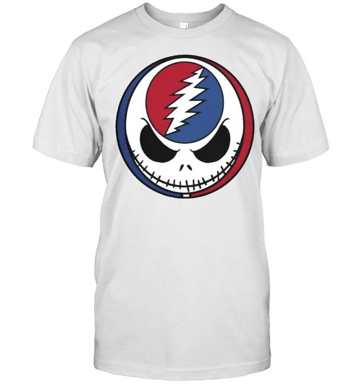 Jack Skellington Grateful Dead shirt Classic Men's T-shirt