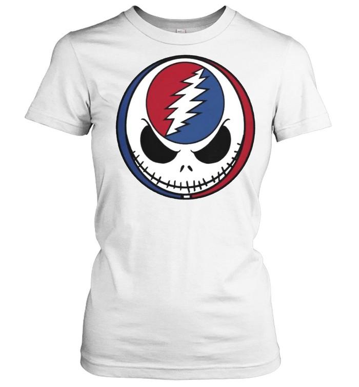 Jack Skellington Grateful Dead shirt Classic Women's T-shirt