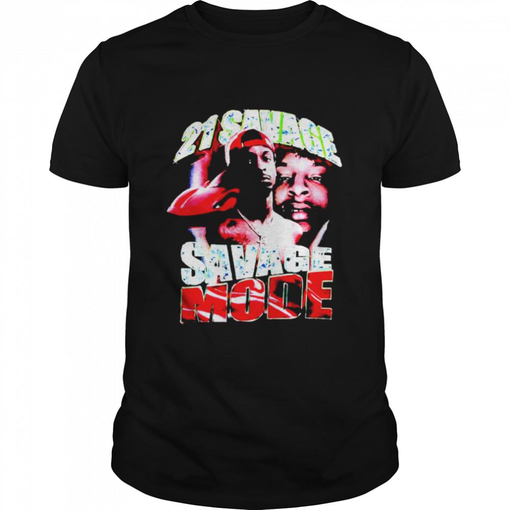 21 Savage Savage Mode shirt Classic Men's T-shirt