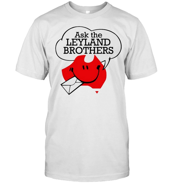 Ask the leyland brothers shirt Classic Men's T-shirt