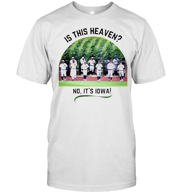 Field of Dreams 2021 is this Heaven MLB Game White Sox Yankees shirt Classic Men's T-shirt