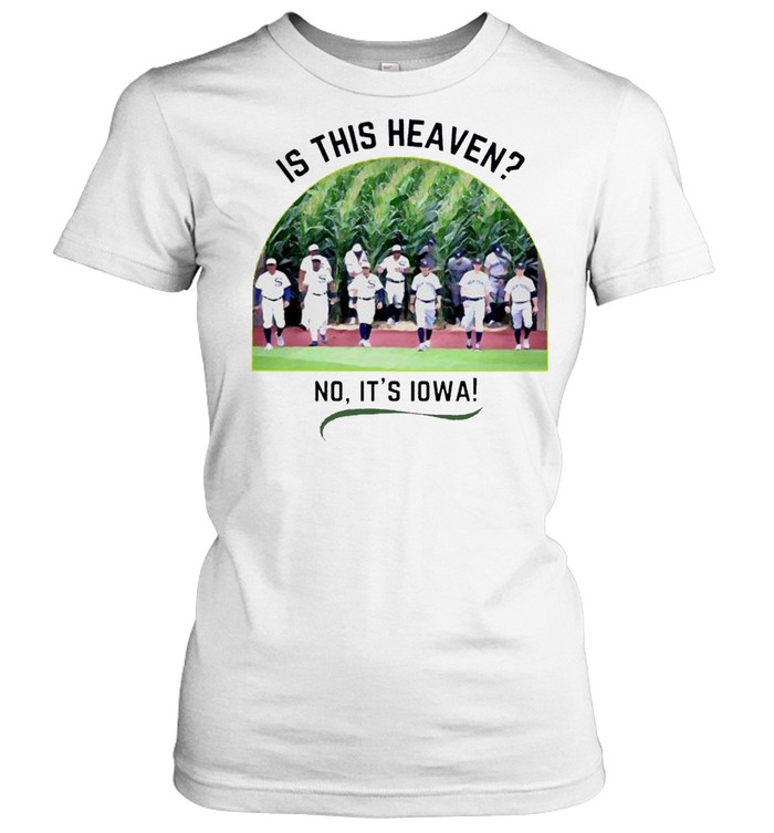 Field of Dreams 2021 is this Heaven MLB Game White Sox Yankees shirt Classic Women's T-shirt