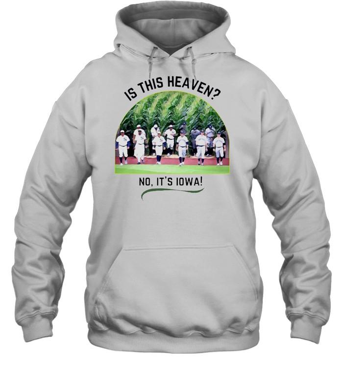 Field of Dreams 2021 is this Heaven MLB Game White Sox Yankees shirt Unisex Hoodie