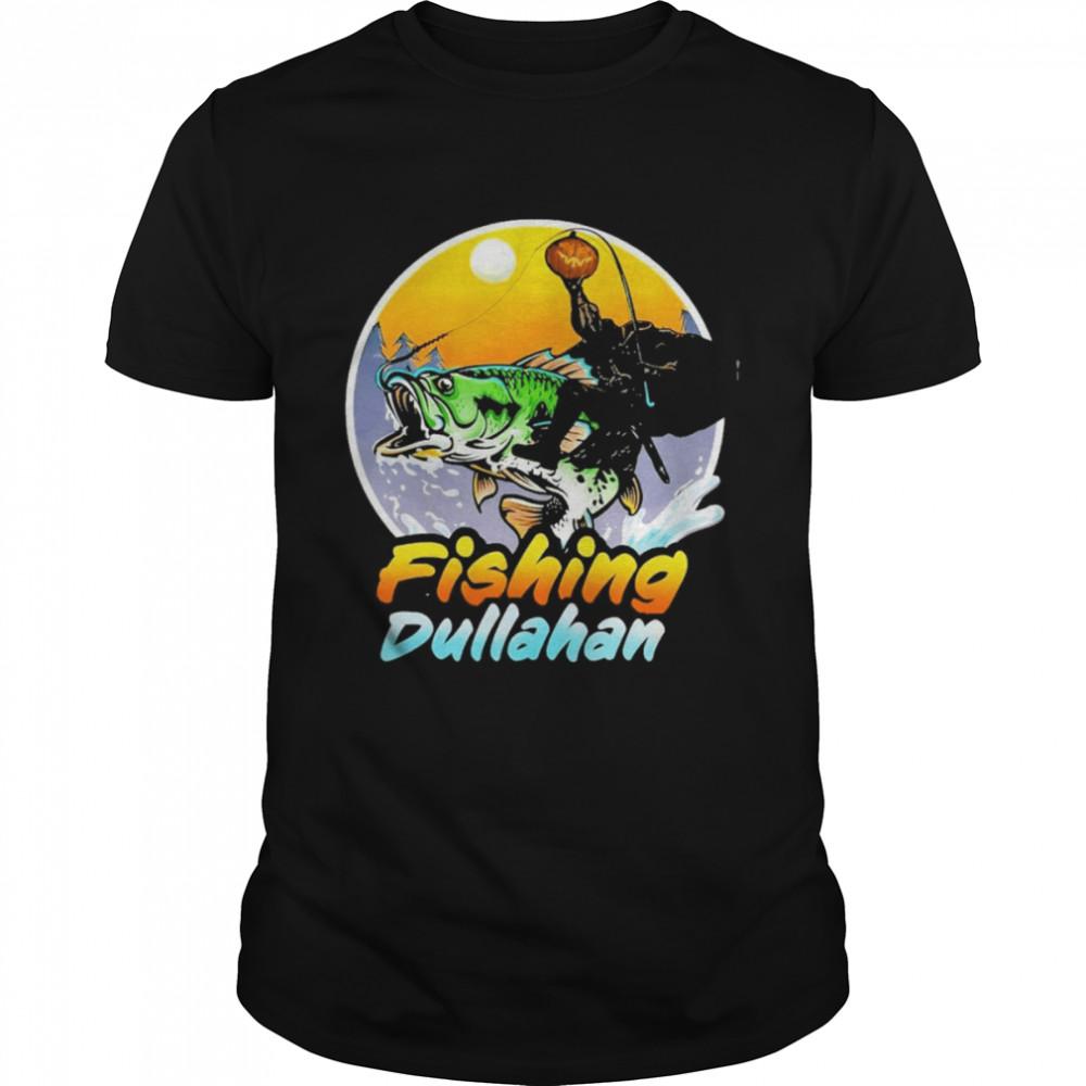 fishing dullahan shirt Classic Men's T-shirt