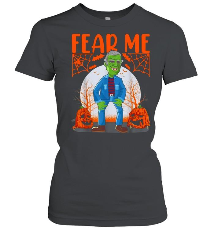 Biden Vampire Halloween Fear Me Classic Women's T-shirt