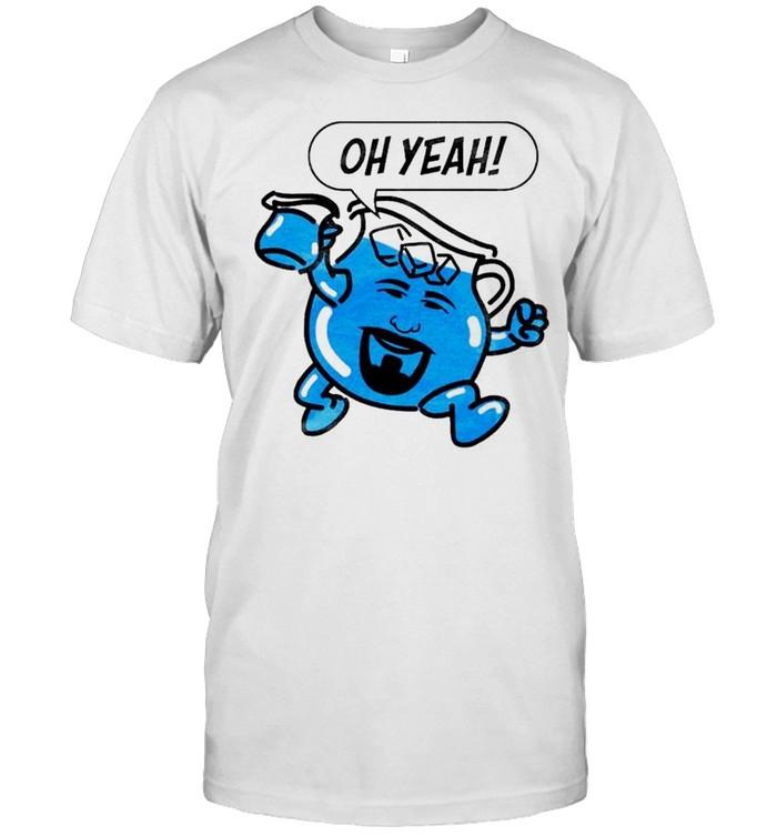 Det Oh Yeah shirt Classic Men's T-shirt