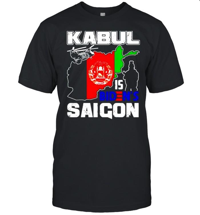 Kabul is Biden's Saigon shirt Classic Men's T-shirt