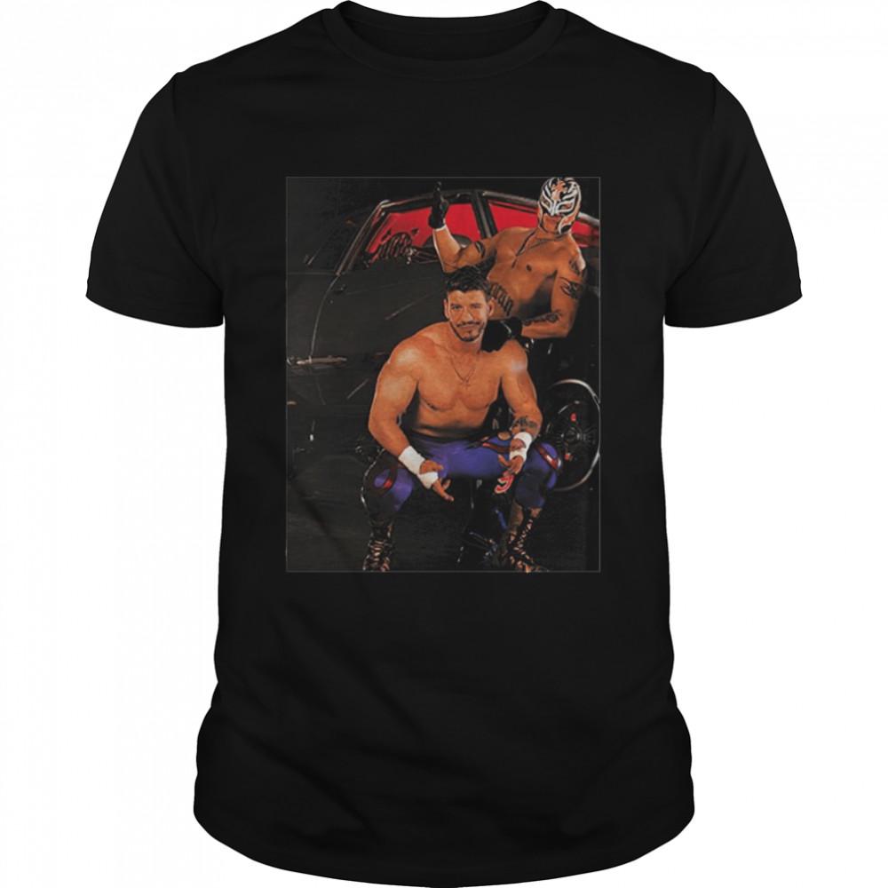 Eddie Guerrero And Rey Mysterio shirt Classic Men's T-shirt