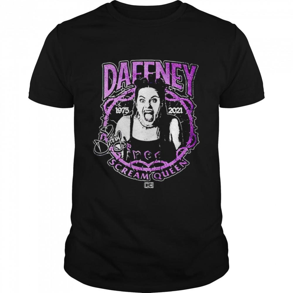 Mercedes Martinez Daffney Scream Queen T-shirt Classic Men's T-shirt