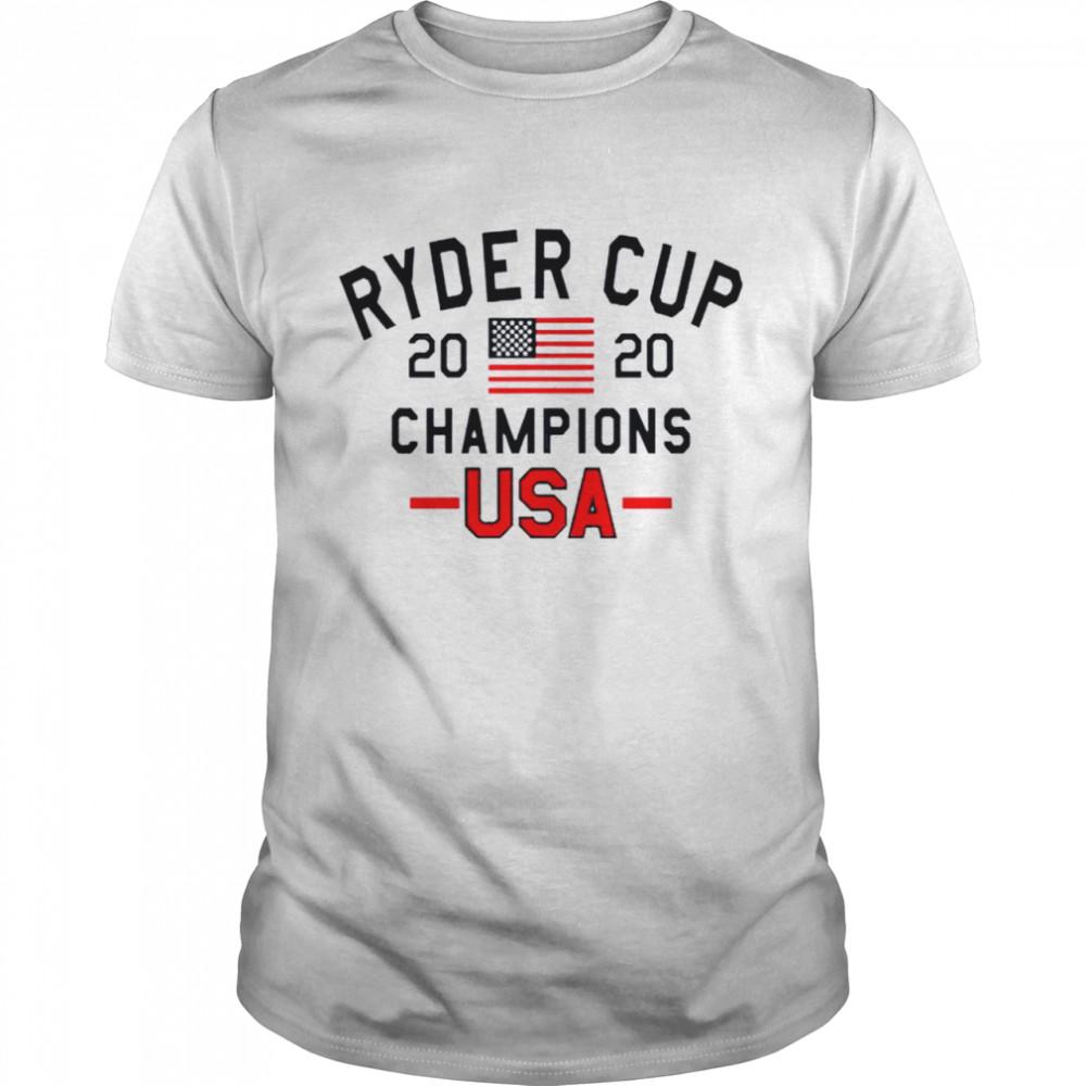 Ryder Cup 2020 Champions USA shirt Classic Men's T-shirt