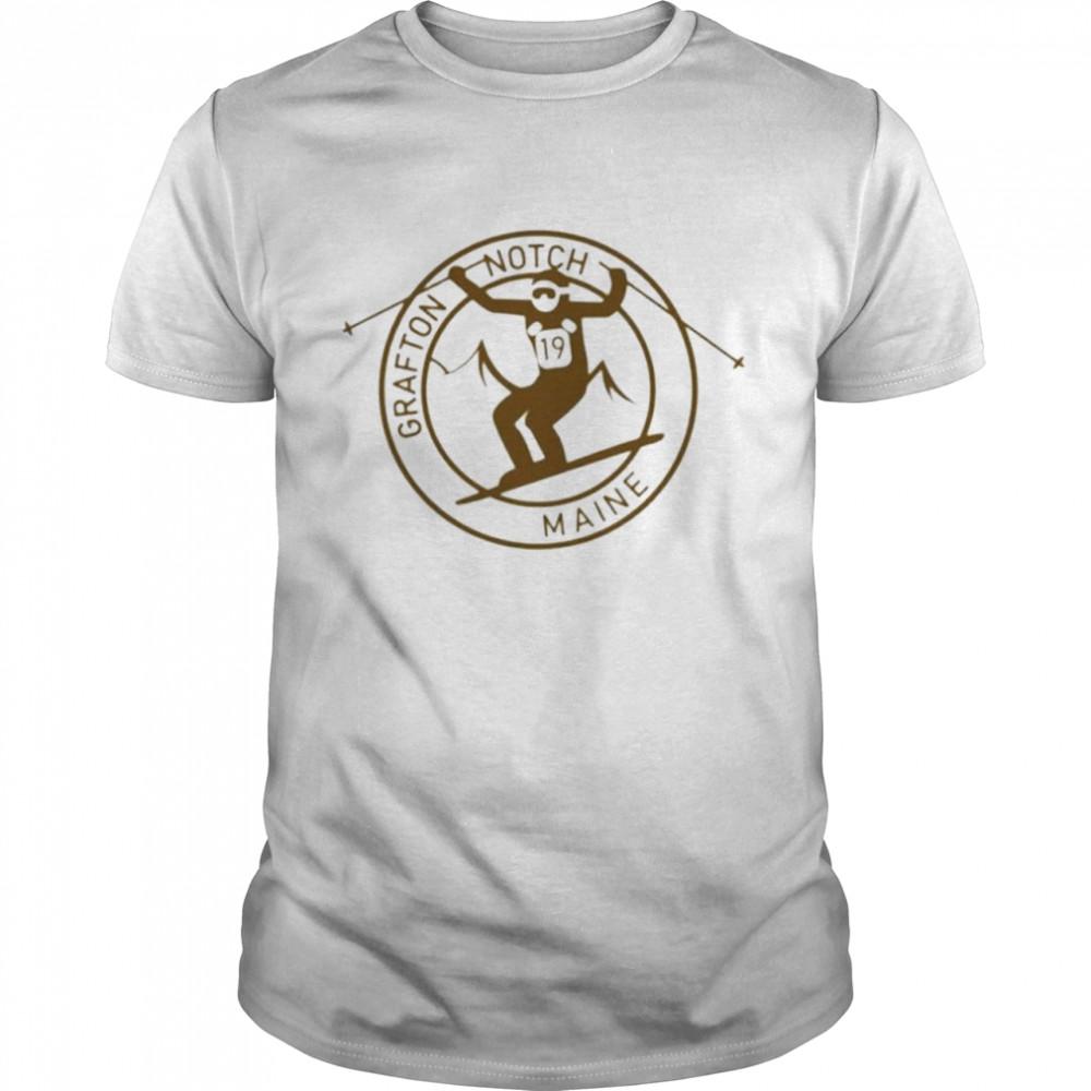 Grafton Notch Maine shirt Classic Men's T-shirt