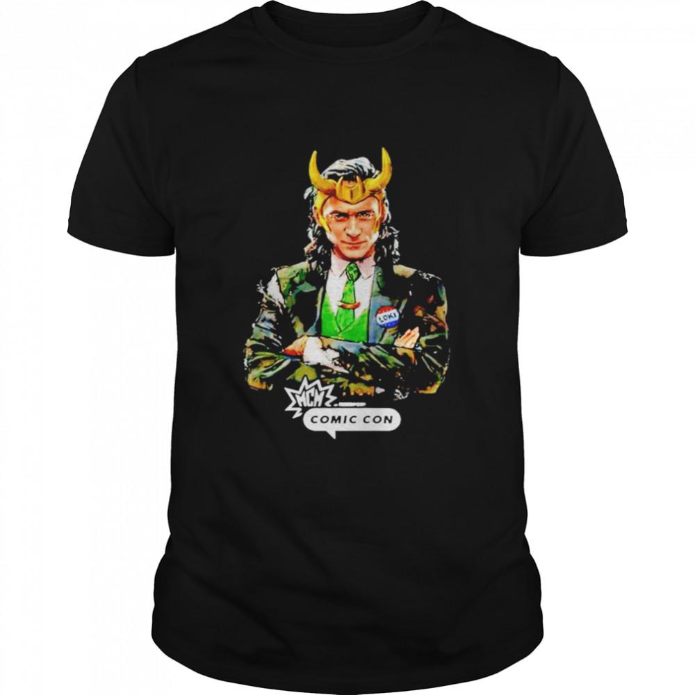 Loki MCM Comic Con Event shirt Classic Men's T-shirt