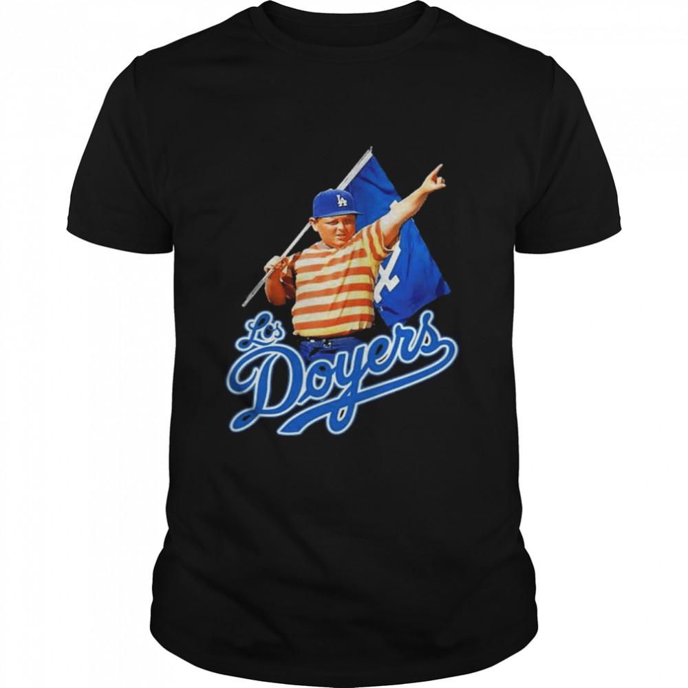 Los Doyers shirt Classic Men's T-shirt
