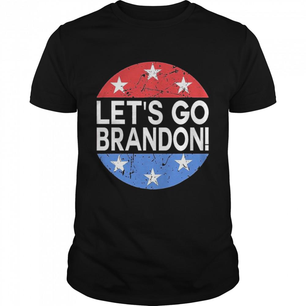 Let's Go Brandon FJB 2021 Bumper shirt Classic Men's T-shirt