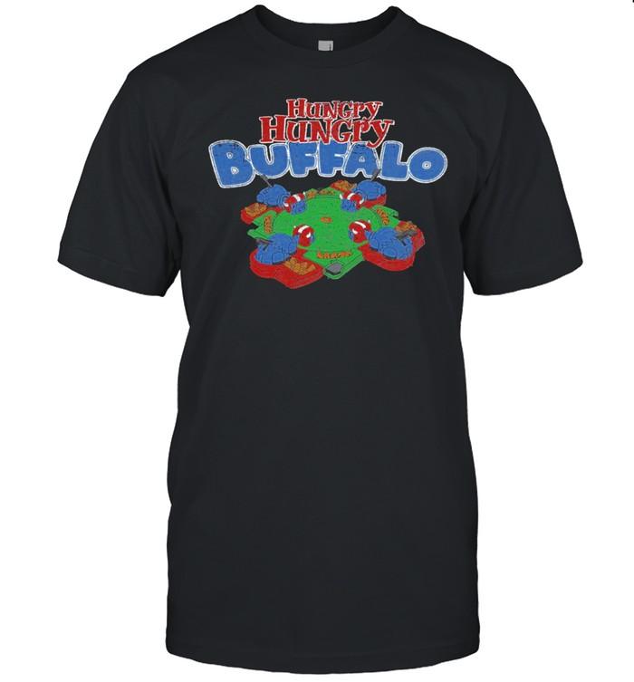 Hungry hungry buffalo shirt Classic Men's T-shirt