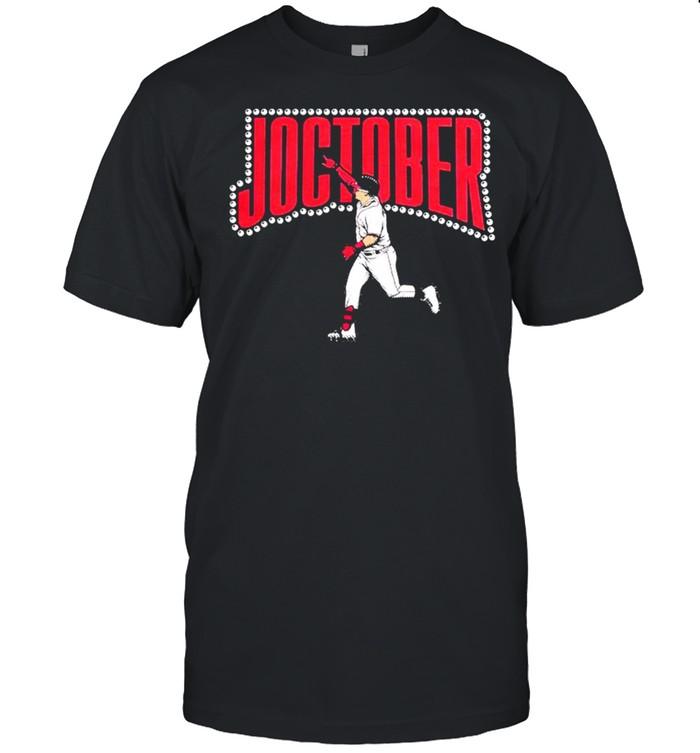 Joc Pederson october Joctober shirt Classic Men's T-shirt