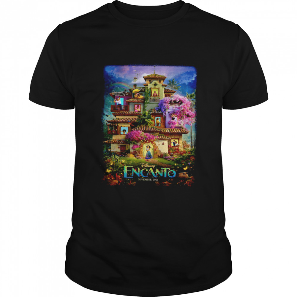 Disney Encanto November 2021  Classic Men's T-shirt