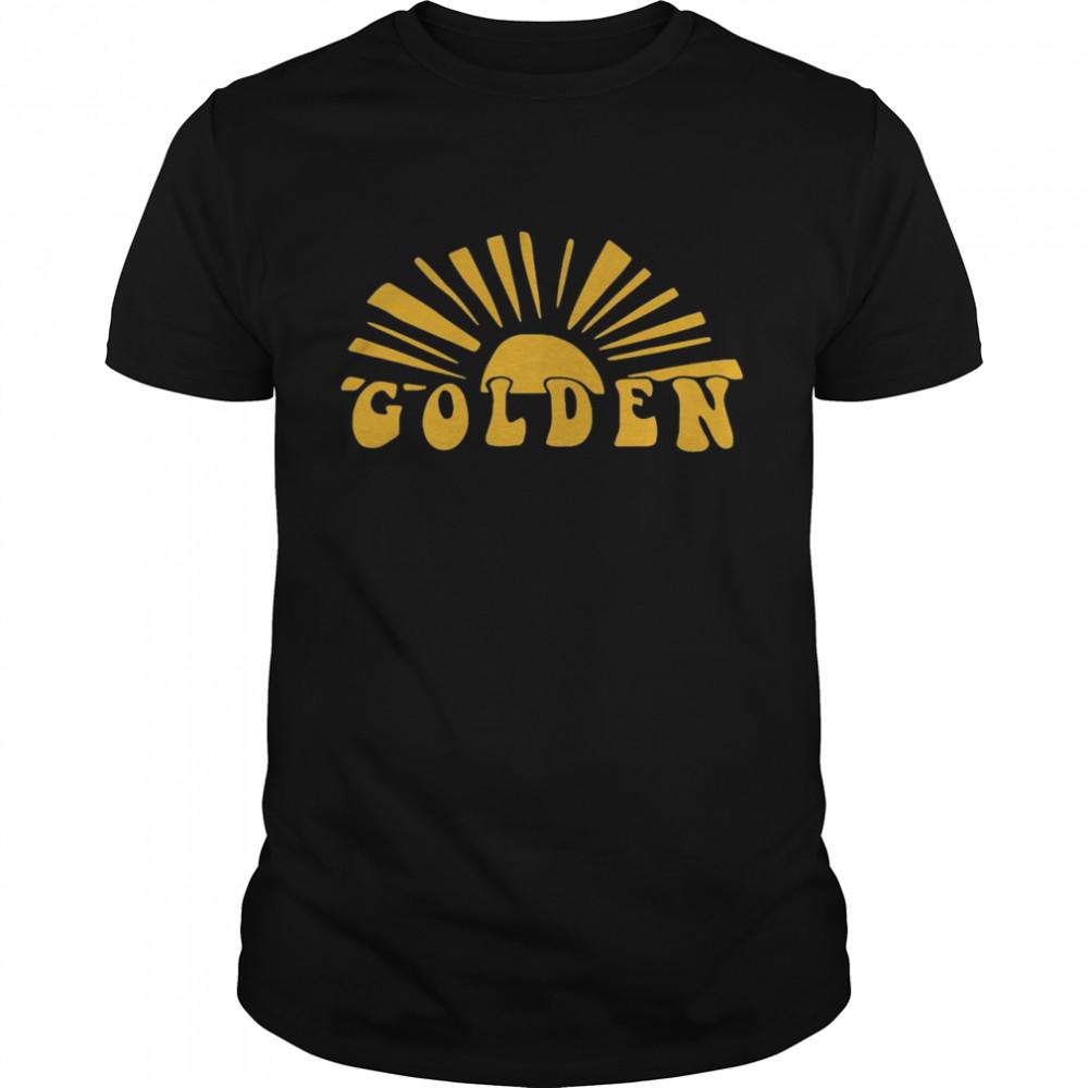 golden shirt Classic Men's T-shirt