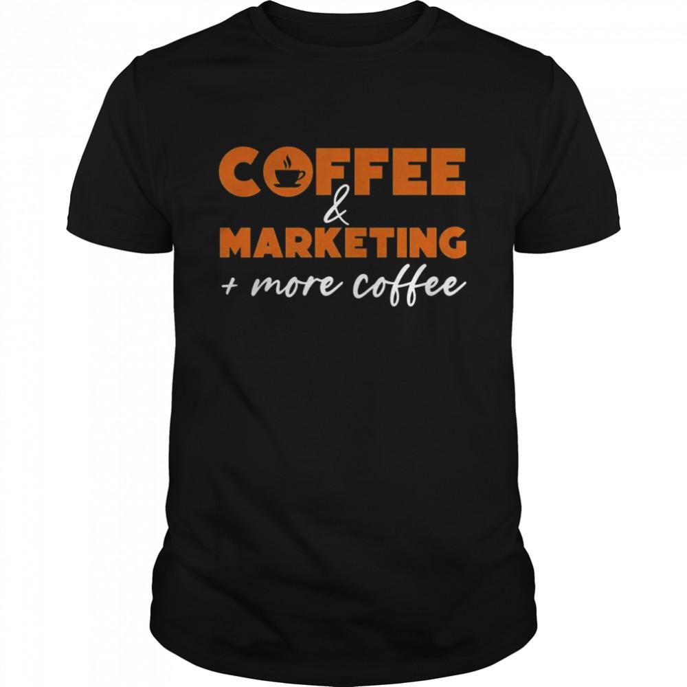 Marketing Marketer Commercialization Dealer Market  Classic Men's T-shirt