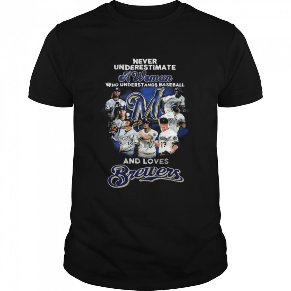 Metallic Atlanta Braves Baseball MLB Team Sport T- Classic Men's T-shirt