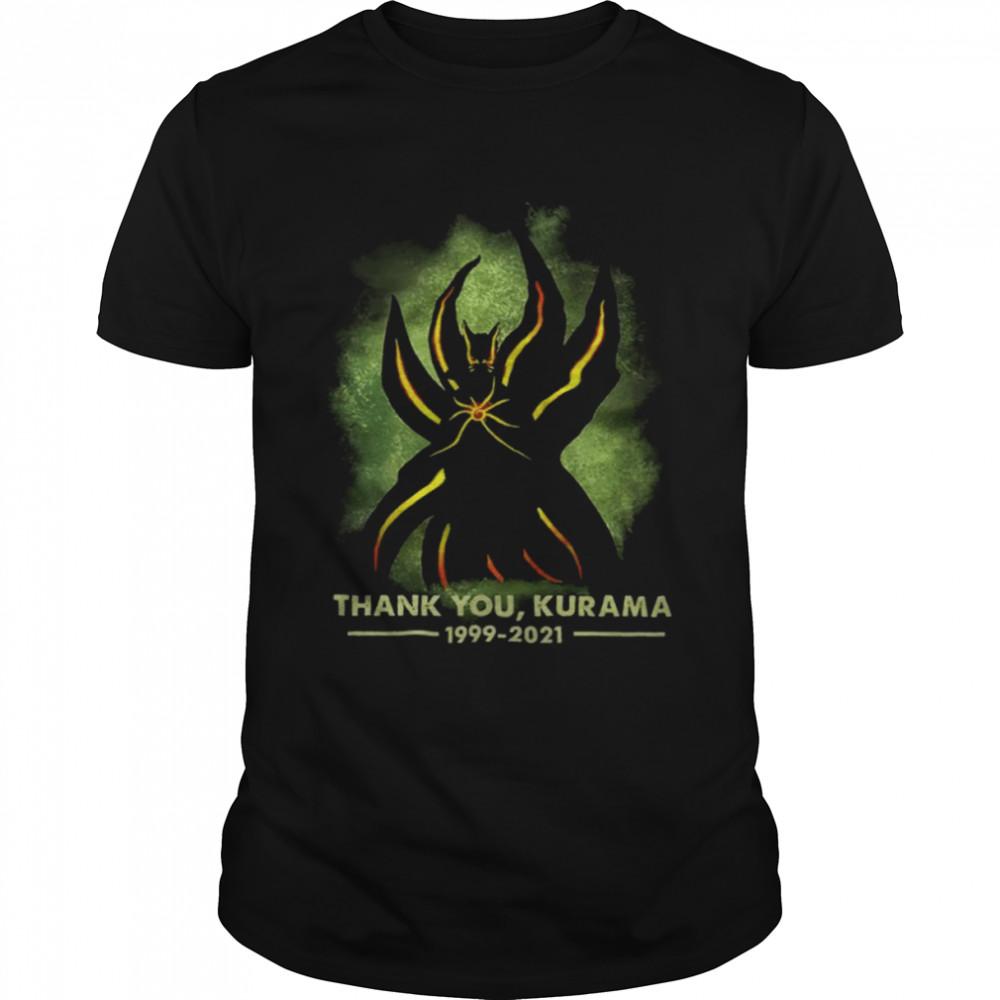 Thank You Kurama 1999-2021  Classic Men's T-shirt