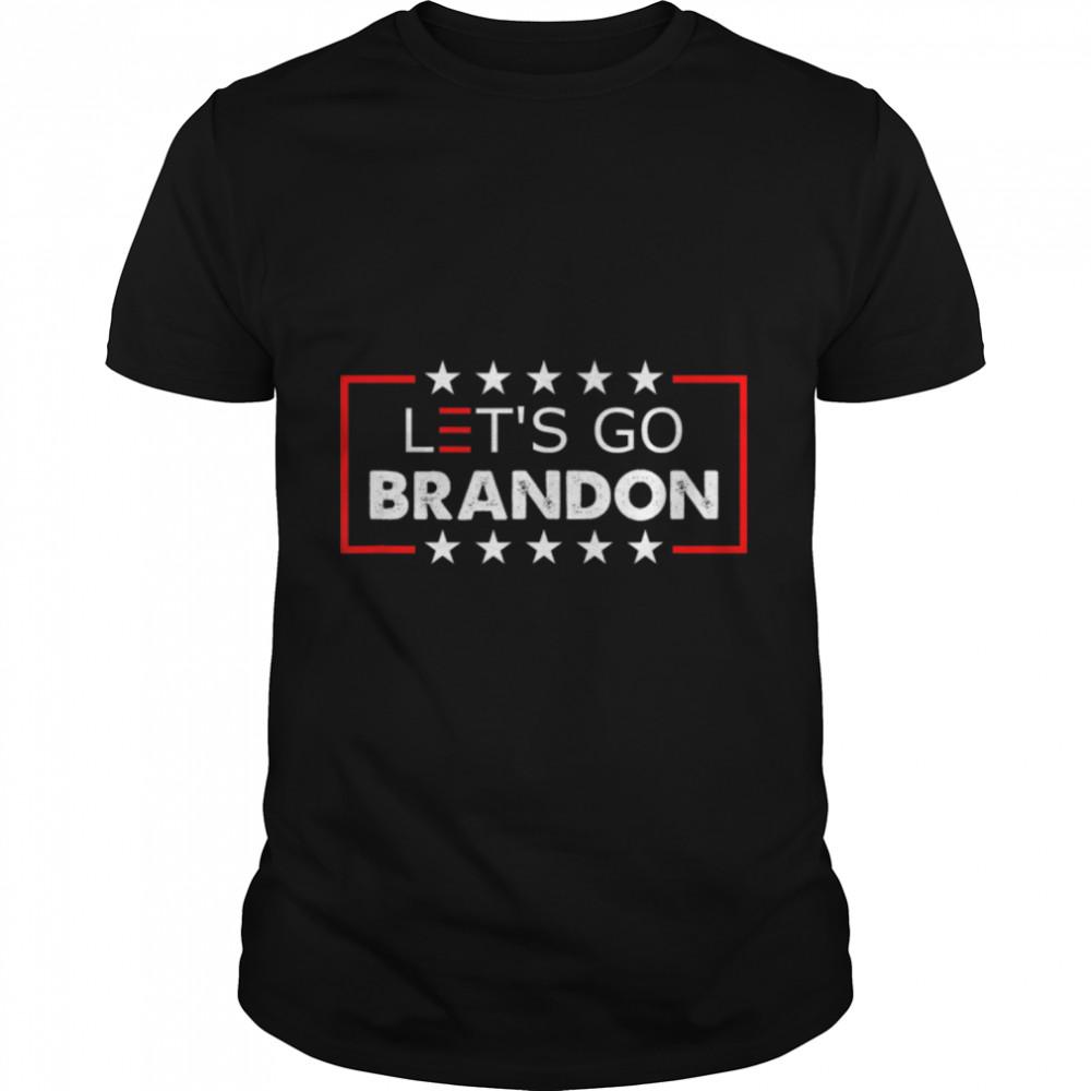 Impeach Biden Let's Go Brandon American Anti Liberal T-Shirt B09JPFWBMH
